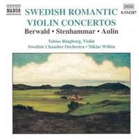Swedish Romantic Violin Concertos