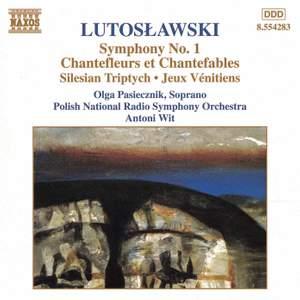 Lutoslawski: Symphony No. 1