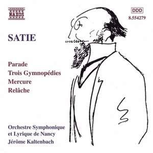 Satie: Parade Product Image