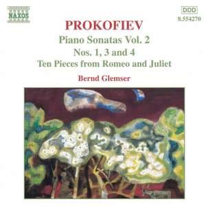 Prokofiev: Piano Sonatas Vol. 2