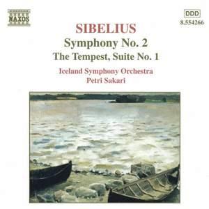 Sibelius: Symphony No. 2 Product Image
