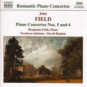 Field: Piano Concertos Nos. 5 & 6