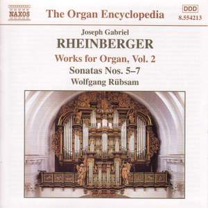 Rheinberger: Works For Organ, Vol. 2