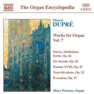 Dupre: Works For Organ, Vol. 7