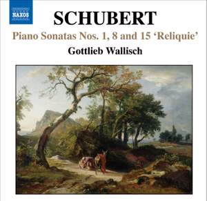 Schubert - Piano Sonatas Nos. 1, 8 and 15 'Reliquie'