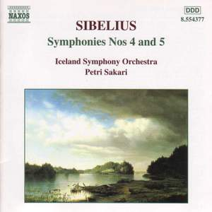 Sibelius: Symphonies Nos. 4 & 5 Product Image