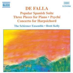 Falla: Popular Spanish Suite