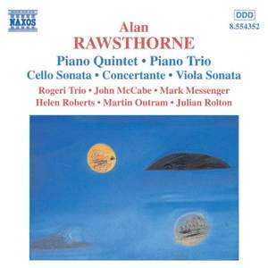 Rawsthorne, A: Quintet for Piano and Strings, etc.