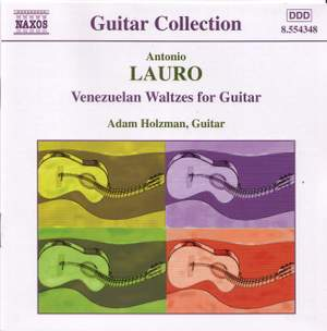 Antonio Lauro - Guitar Music Volume 1 Product Image