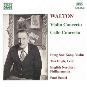 Walton: Violin & Cello Concertos
