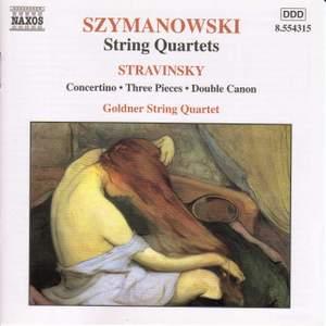 Szymanowski: String Quartets