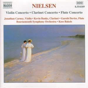 Nielsen: Concertos