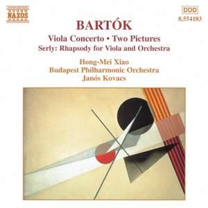 Bartók: Viola Concerto Product Image