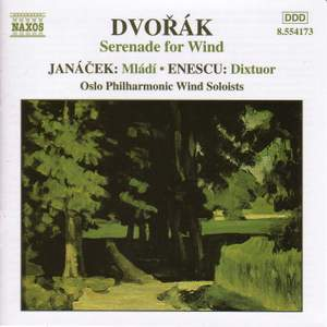 Dvorak: Serenade for Wind