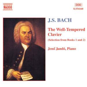 Bach, J.S.: The Well-Tempered Clavier (Selection)