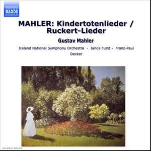 Bernadette Greevy sings Mahler