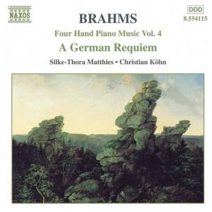 Brahms: Four-Hand Piano Music, Volume 5