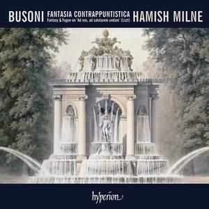 Busoni - Fantasia contrappuntistica