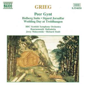Grieg: Peer Gynt Suites & other orchestral works
