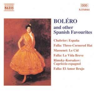 Bolero And Other Spanish Favourites