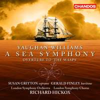 Sea Symphony (with Wasps Overture)