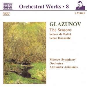 Glazunov - Orchestral Works Volume 8
