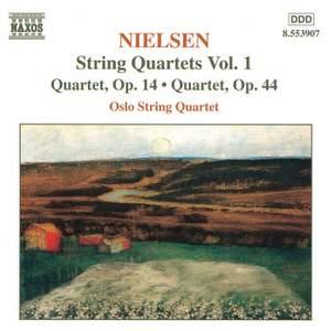 Nielsen: String Quartets, Vol. 1