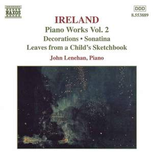 Ireland - Piano Works Volume 2