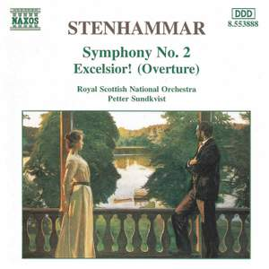Stenhammar: Symphony No. 2 & Excelsior!