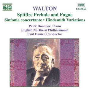 Walton: Selected Orchestral Works