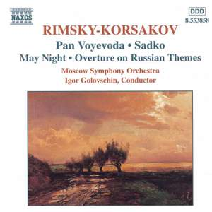 Rimsky-Korsakov: Pan Voyevoda Suite, Sadko & other works