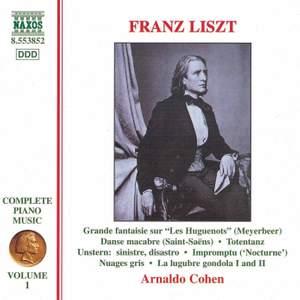 Liszt: Complete Piano Music Volume 1