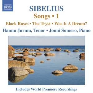 Sibelius - Songs Volume 1