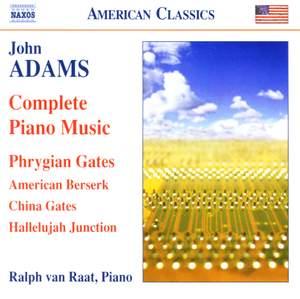 Adams - Complete Piano Music