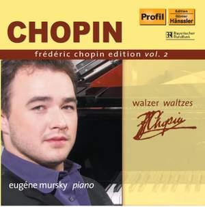 Frédéric Chopin Edition Volume 2 - Waltzes