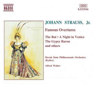 J. Strauss II: Famous Overtures
