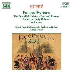 Suppe: Famous Overtures Product Image