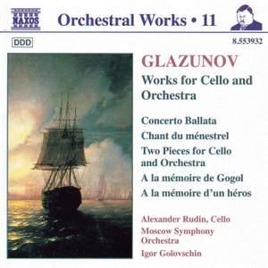 Glazunov - Orchestral Works Volume 11