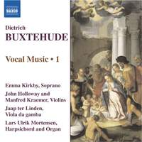 Buxtehude - Vocal Music Volume 1