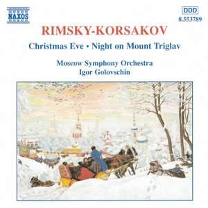 Rimsky Korsakov: Christmas Eve Suite