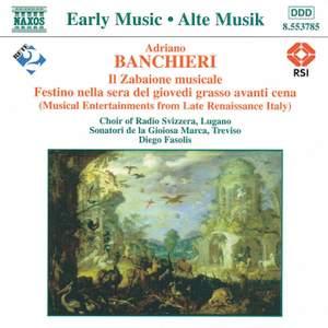 Adriano Banchieri: Il Zabaione musicale