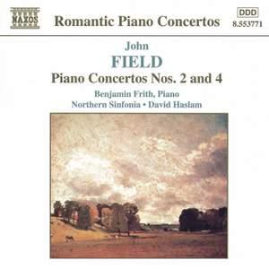 Field: Piano Concertos Nos. 2 & 4