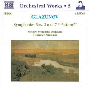 Glazunov - Orchestral Works Volume 5