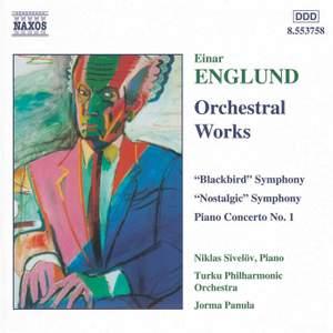 Einar Englund: Orchestral Works