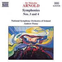 Arnold - Symphonies Nos. 3 & 4