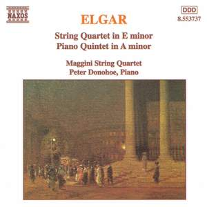 Elgar: String Quartet and Piano Quintet