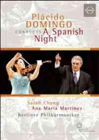Plácido Domingo Conducts A Spanish Night