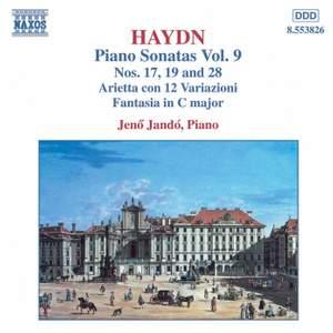 Haydn - Piano Sonatas Volume 9