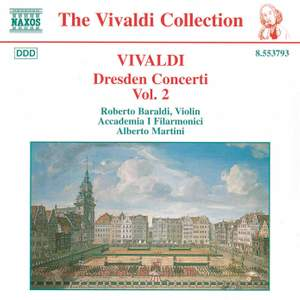 Vivaldi: Dresden Concertos, Vol. 2 Product Image