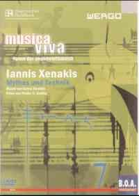 Xenakis - Mythos und Technik